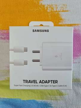 Samsung 45watts original charger
