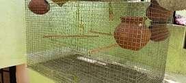 Birds Cage Good condition