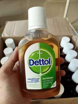 Dettol Antiseptic 245 ml