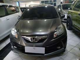 Honda Brio Satya E MT 2014 Harga Cash/Kredit Sama