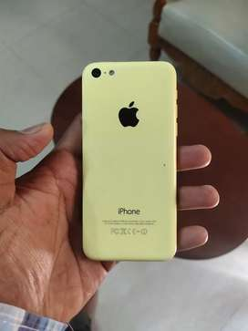 IPhone 5C mobile & Box