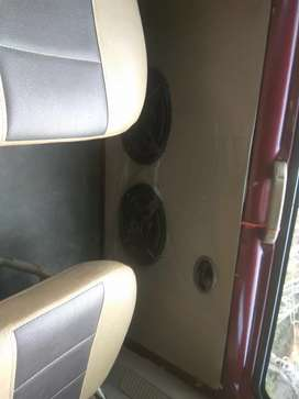 Mahindra Scorpio good condition Cherry colour power window carverygood