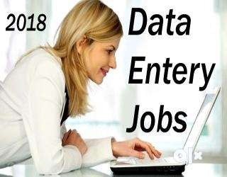 SIMPLE DATA ENTRY WORK AT HOME (SIMPLE TYPING) 0