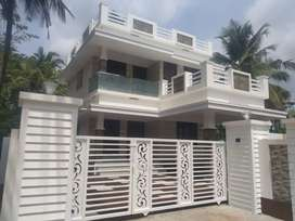AN AMAZING NEW 3BED ROOM 2000SQ FT 8.3CENTS HOUSE IN ATHANI,THRISSUR