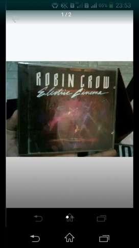 Cd Robin Crow - Electric Cinema