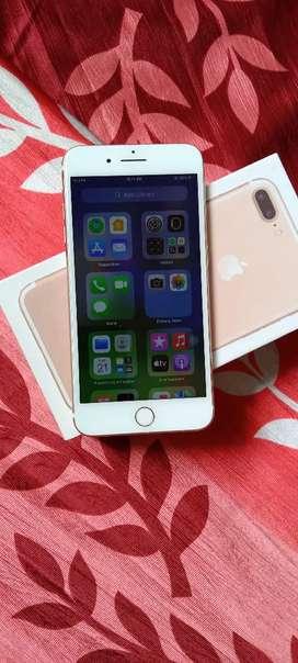 iPhone 7 PLUS 128GB GOLD COLOR
