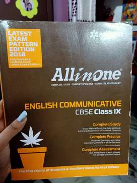 All in one English class 9th