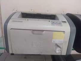 Hp LaserJet printer 1020 plus