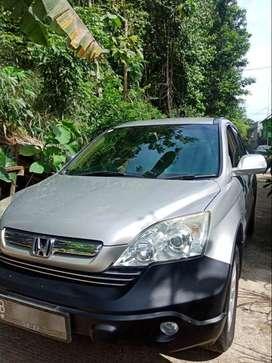 Jual cepat Mobil Honda CRV