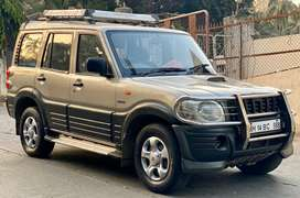 Mahindra Scorpio DX 2.6 Turbo 8 Str, 2007, Diesel