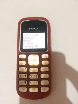 Nokia senter 103