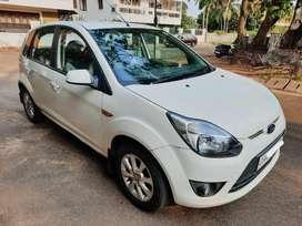 Ford Figo 2010-2012 Petrol ZXI, 2011, Petrol