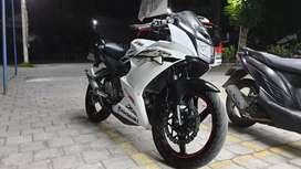 Kawasaki New ninja RR 2012