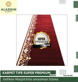 Ready Stock Karpet Masjid Tipe Super Premium Plus Best
