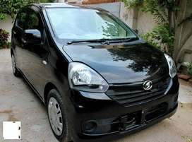 Get Daihatsu Mira 2013 model on easy installments.