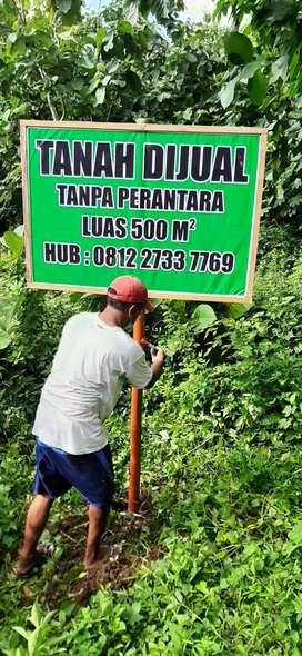 Dijual Tanah Lokasi Ngramang, Kedungsari, Kulon Progo, Yogyakarta
