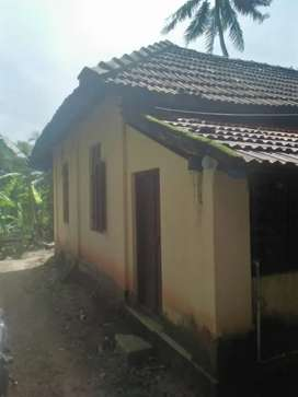15 cents of land with an old wooden roofed house @ Bapuji Nagar, Pongu