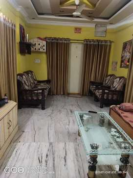 Fully furnished 2BHK flat