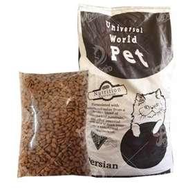 Makanan Kucing Universal Persia