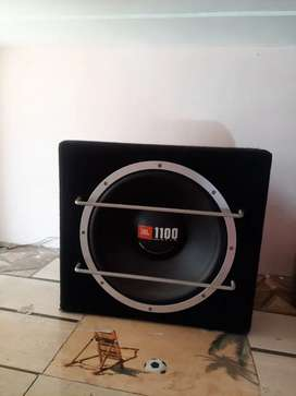 JBL Car woofer 1100 watt