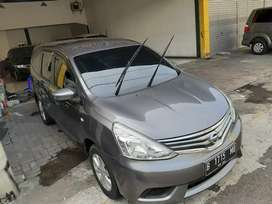 Nissan Livina SV AT 2013 new model TDP 15jt an
