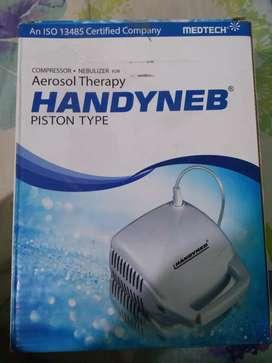 Nebulizer for aerosol therapy