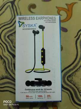Syska Wireless Earphone