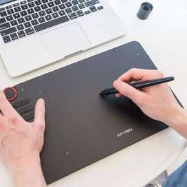 Xp pen deco 03  WIRELESS GRAPHIC TABLET few days old