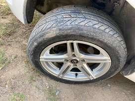 14 Inch allow wheel