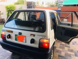 Suzuki Mehran for sale in Lahore