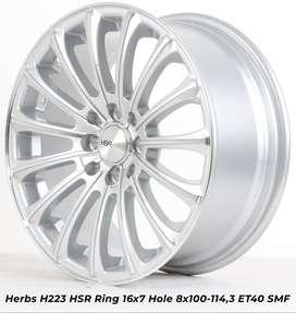 type HERBS H223 HSR R16X7 H8X100-114,3 ET40 SMF