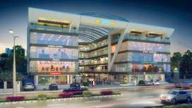 5000 sq ft carpet space for showrooms/restaurant Nr Bansal mall.