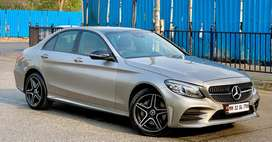 Mercedes-Benz New C-Class AMG Line C 300d, 2020, Diesel