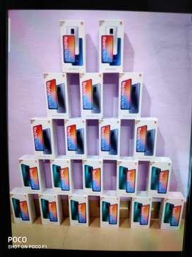 Redmi note 9 ,note 9 pro ,note 9 pro max all model all colors