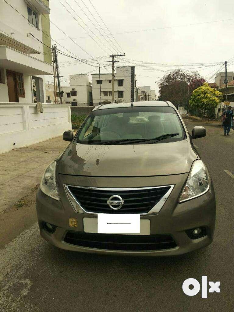 Nissan Sunny XV, 2012, Diesel 0