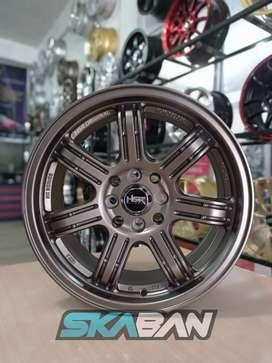 jual hsr wheel ring 16 utk mobil yaris,freed,mobilio,ignis