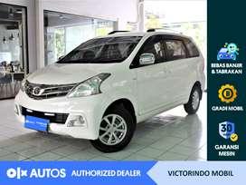 [OLX Autos] Toyota Avanza 2015 1.3 G A/T Bensin Putih #Victorindo