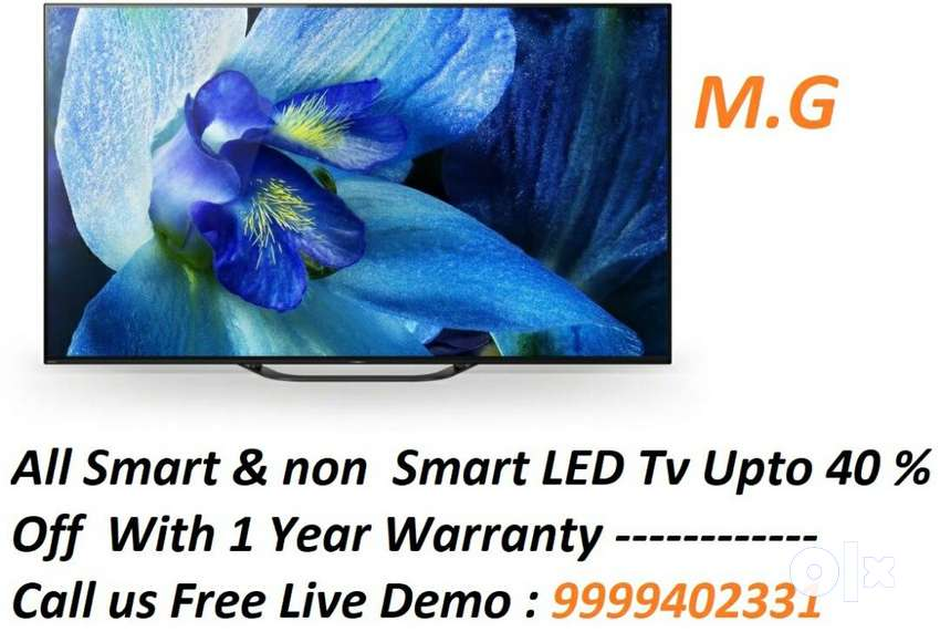 """New 32"""" Full HD NEW Version LED Tv With 1 Year Onsite Warranty 0"""