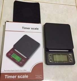 Timer scale / timbangan 3kg