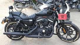 Harley davidson iron 883 vvip number.