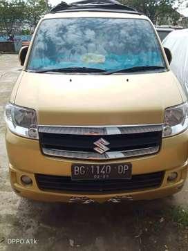 Mobil Apv 2008 lengkap pajak hidup siap pakai kondisi mulus