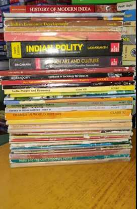 UPSC NCERT AND STANDARD BOOKS