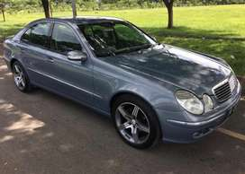 Mercedes Benz E200k full original