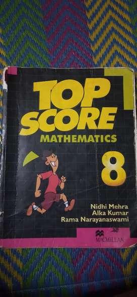Top Score Mathematics 8th Class