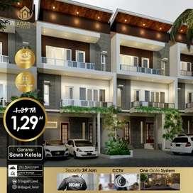 Rumah Villa Mewah Investasi Terbaik Di Kota Batu