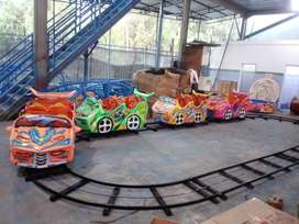 pabrik odong odong robocars tayo mini coaster 13