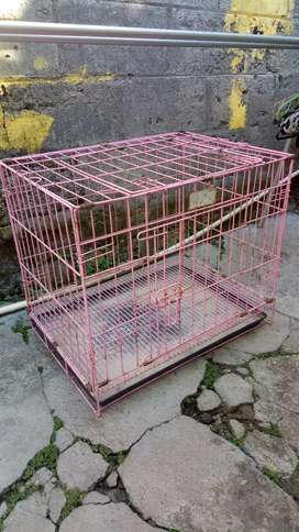 Kandang Kucing Merk Octagon Ukuran 60