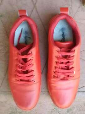 Full Red shoe
