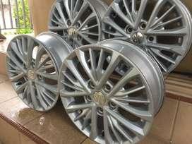 Velg R15 All New Ertiga original dealer