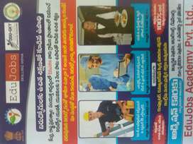 CCTV technician&Hotel management course..EDU JOBS,DDU GKY.